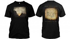 Seventh Wonder - Prog Power T-shirt