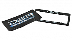 DBR - License Plate Frame