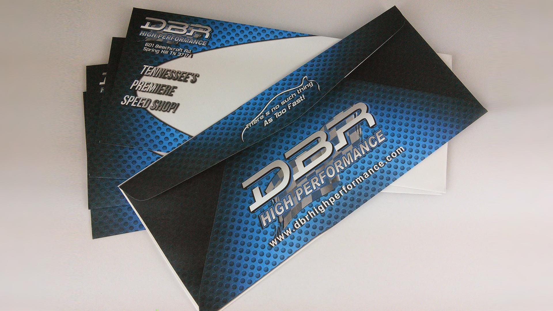 dbr_envelopes